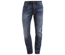 JJMIKE JJORIGINAL - Jeans Straight Leg - blue denim