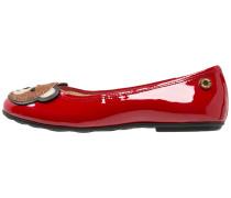 Klassische Ballerina red