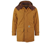 SMITH - Parka - hamilton brown