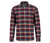 BARRHEAD CLASSIC FIT Hemd red
