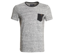 TShirt print mottled grey