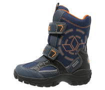 NORIS Snowboot / Winterstiefel marine/orange