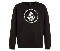 STONE - Sweatshirt - black