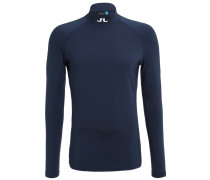 AELLO Langarmshirt navy/purple