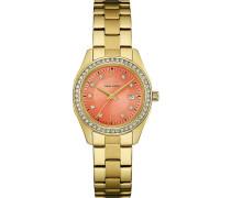PERFECTLY PETIT - Uhr - gold-coloured/orange