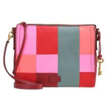 Clutch - red/pink/orange