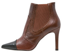 RUDDY High Heel Stiefelette brown