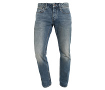 RAZOR - Jeans Slim Fit - dark-blue denim