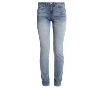 Jeans Slim Fit - blue dusted selvage