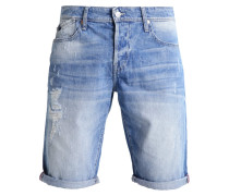 TEXAS - Jeans Shorts - blue
