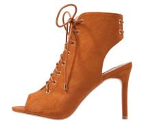 SILVIA High Heel Sandaletten brown