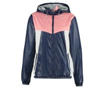 Leichte Jacke dark blue/pink/ grey
