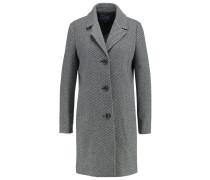 Wollmantel / klassischer Mantel fantasia grigio