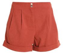 Shorts red ochre