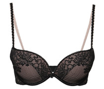 FULL EFFECT LACE Pushup BH black