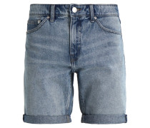 SONIC - Jeans Shorts - blue seed