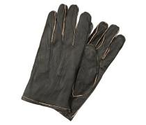 Fingerhandschuh braun