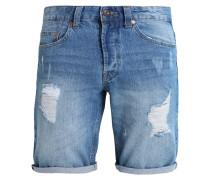 ONSWEFT - Jeans Shorts - medium blue denim
