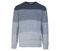 KASPAR Strickpullover blueberry blue