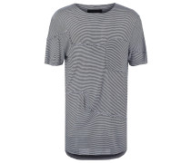MONACO TShirt print black white