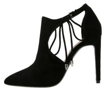 OUDRY High Heel Stiefelette black