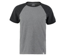 TShirt print dark grey/light grey