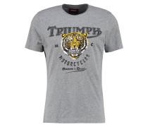 TIGER - T-Shirt print - grey marl