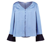Bluse coronet blue