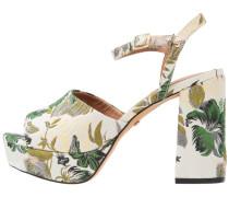 LAVA High Heel Sandaletten multicolor