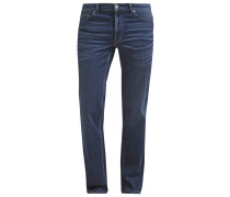 LEO REGULAR FIT Jeans Straight Leg blau
