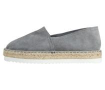 Espadrilles - elephant grey