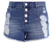 ONLPACY - Jeans Shorts - blue denim