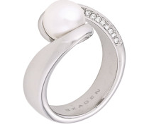 AGNETHE Ring silvercoloured