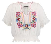 BABOUSHKA Bluse white
