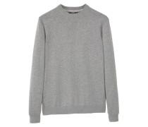 NINEC Strickpullover light heather grey