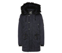 VINCE Parka dark blue