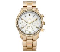 Uhr goldcoloured