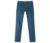 PATRICK Jeans Slim Fit mid blue
