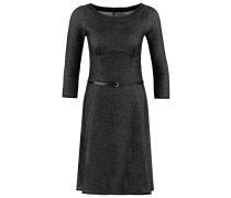 PREPPY GIRL Strickkleid black