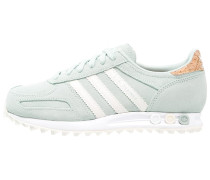 LA TRAINER Sneaker low vapour green/offwhite/white