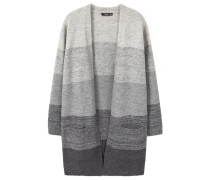 RAQUEL Strickjacke medium heather grey