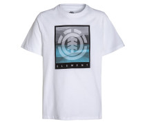 ROLLING - T-Shirt print - optic white