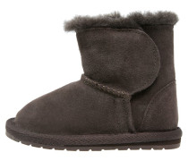 TODDLE Stiefelette chocolate