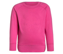 Sweatshirt mod pink