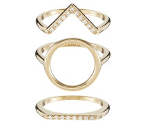 SAND - Ring - gold-coloured