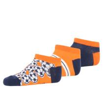 3 PACK Socken soccer balls