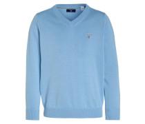 Strickpullover - capri blue