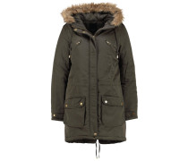 NEVADA Parka dark olive