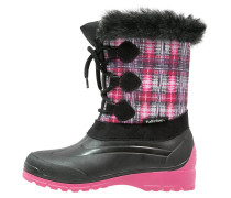 Snowboot / Winterstiefel fuxia/multicolor
