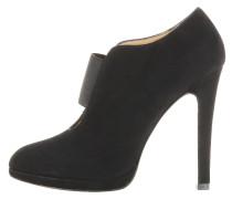 High Heel Stiefelette - schwarz